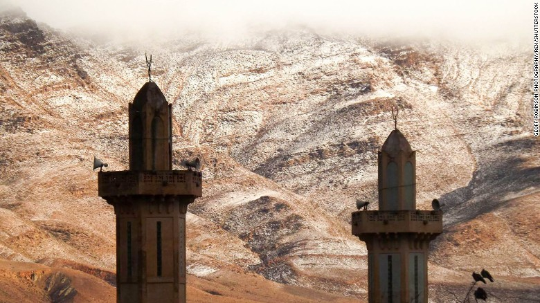 Sahara Snow 2