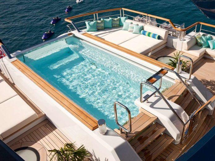 Peek Inside Donald 39 S Incredible Mega Yacht 39 Trump