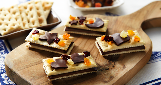 Chocolate Slices - Cookie Cutter